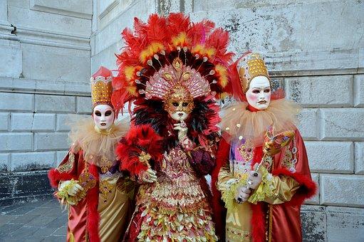 Venice, Venice Mask, Venice Carnival, Carnival, Italy