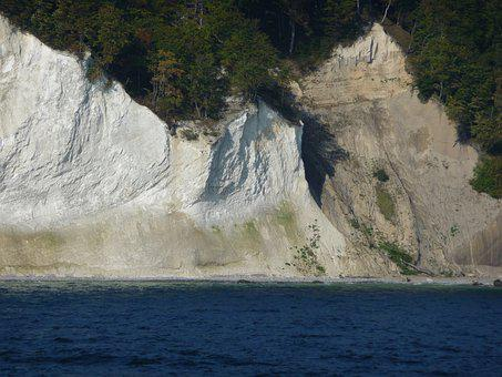 Rügen, Chalkboard, Baltic Sea, Vacations, Tourism