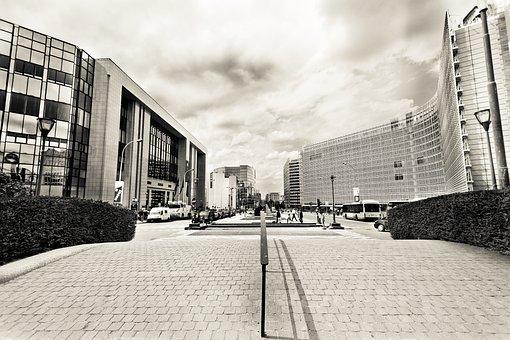 European Commission, Brussels, City, Belgium