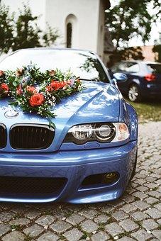 Bmw, Auto, Wedding, Automotive, Vehicle, Classic
