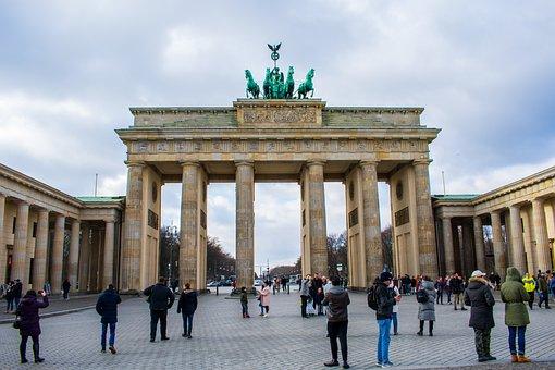 Brandenburg Gate, Berlin, Germany, Building