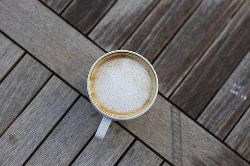 Coffee, Latte, Foam, Milk, Cappuccino