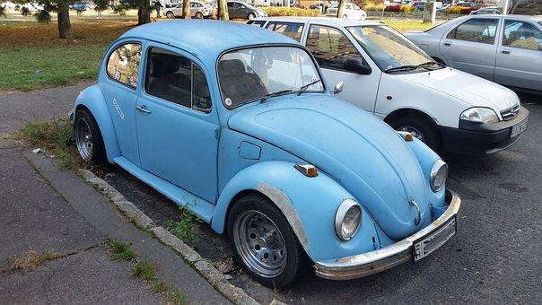 Volkswagen, Beetle, Vw, Classic