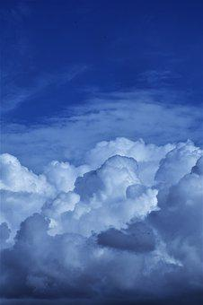 Sky, Cloud, Blue, Cool, Cool Sky, Blue Sky, Cloudy