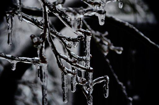 Ice, Winter, Snow, Frost, Cold, Frozen, Snowflake, Blue