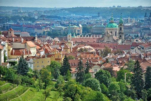 Prague, Historic Center, Czech Republic, Historically