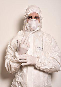 Surgeon, Gloves, Latex Gloves, Doctor, Protective Mask