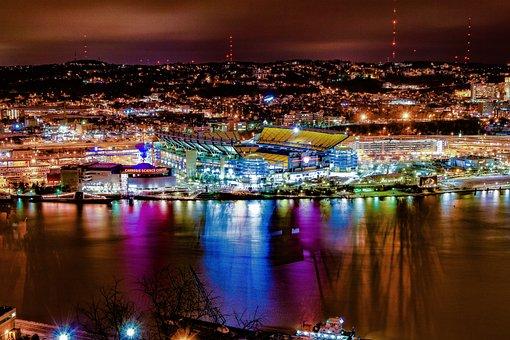 Pittsburgh, Heinz Field, Pittsburgh Steelers, Football