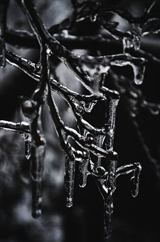 Ice, Icy, Icicles, Winter, Frost, Cold, Frozen, Nature