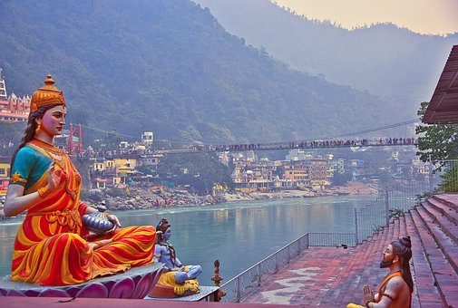 Rishikesh, India, G, Shiva, Hindu, Shiv, Hinduism