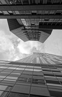 Buildings, High, Towers, Skyscrapers, Modern, Classic