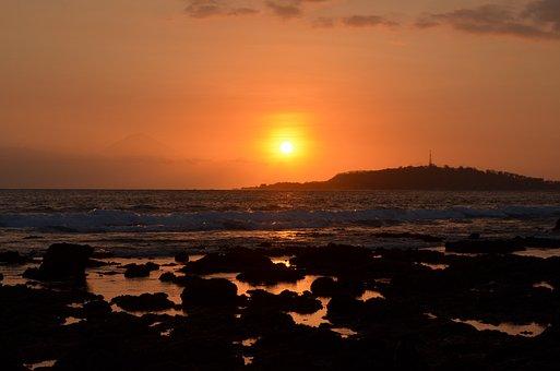 Indonesia, Bali, Gili Air, Island, Water