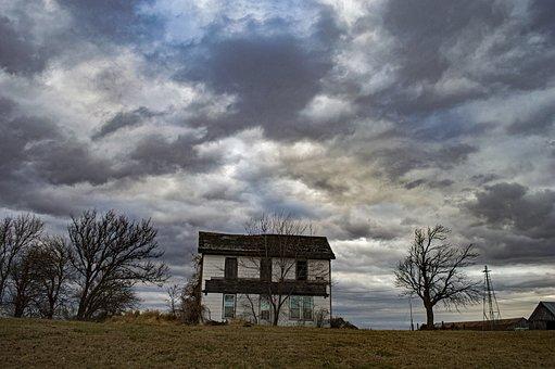 Loess Hills, Loess Bluffs, Rock Port Missouri, Missouri