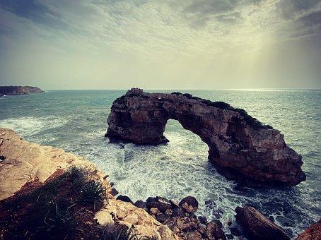 Felsentor, Mallorca, Spain, Background, Travel