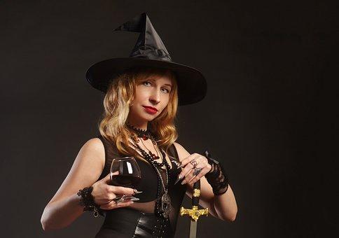 Sabbath, Witch, Magic, Mystic, Rite, Mysterious