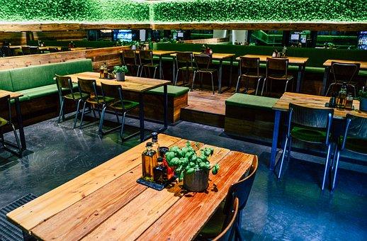 Organic Restaurant, Gastronomy, Nutrition, Table, Eat