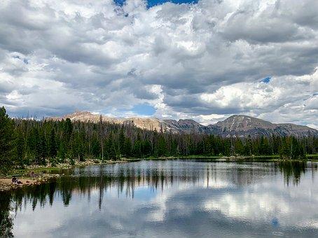 Utah, Nature, Landscape, Outdoors