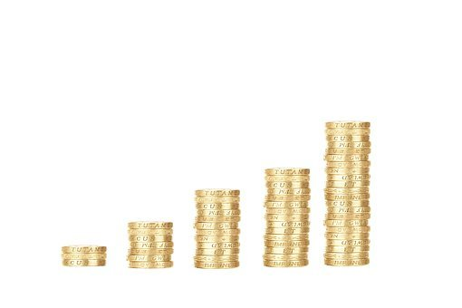 Stack, Coins, Pile, Growing, Investment, Finance