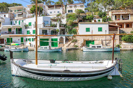 Cala Figuera, Mallorca, Bay, Balearic Islands, Port