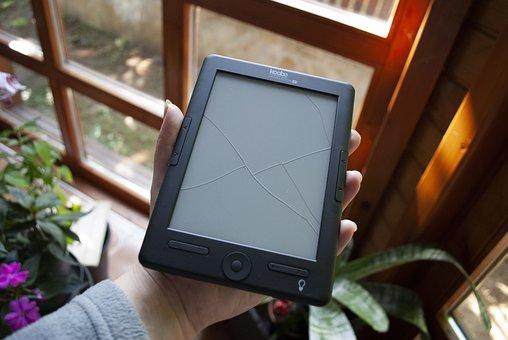 E-book, Reader, Technology, Digital, Reading, Screen