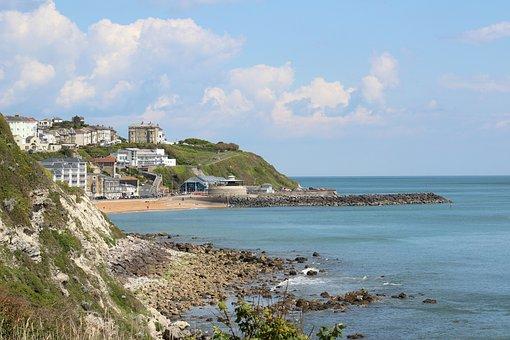 Ventnor, Isle Of Wight, Beach