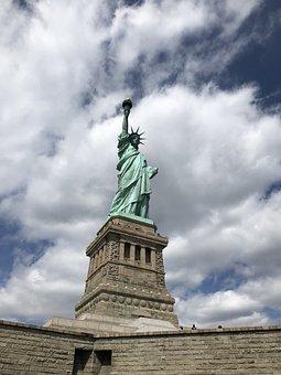 Freedom, Symbol, America, Usa, Welcome