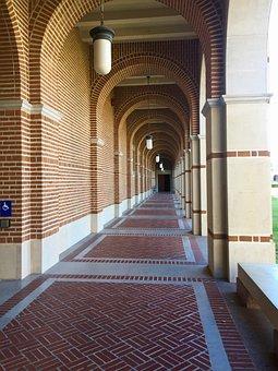 Corridor, Structure, Aisle, Building, Design, Space