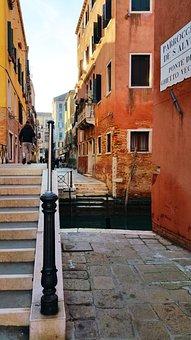 Venice, Italy, Travel, City, Europe