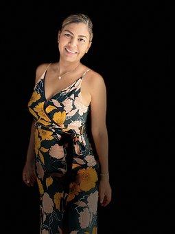 Latin Beauty, Latin Style, Fashion, Latin, Woman
