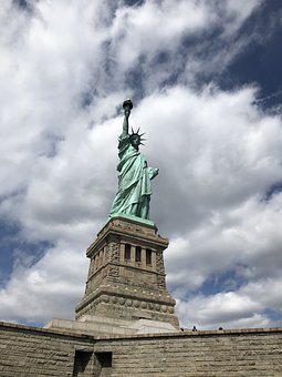 Freedom, Symbol, America, Usa, Welcome, Immigration