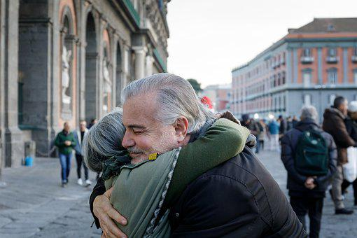Embrace, Hug, Solidarity, Peace, Friendship, Love