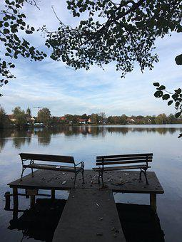 Lake, Brine, Nature, Landscape, Beautiful, Scenic