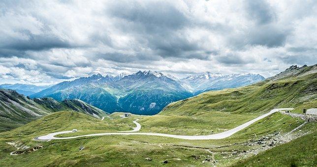 Grossglockner, Mountains, Austria, Alpine, Landscape