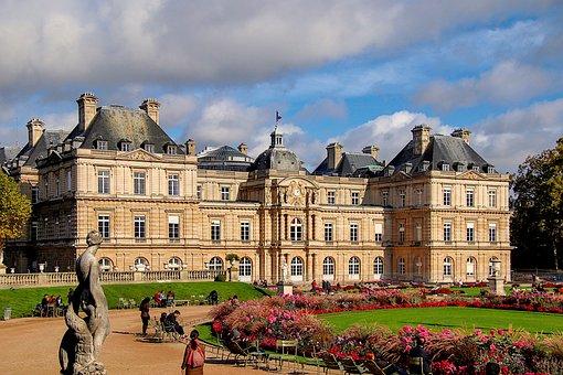 Senate, Palais Du Luxembourg, Jardin Du Luxembourg