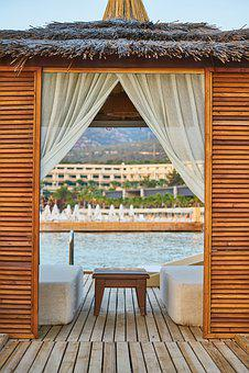 Holiday, Marine, Beach, Hotel, Relax