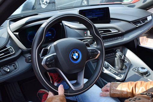 Bmw, I8, Vehicles, The Interior Of The, Automobile