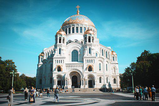 The Leningrad Region, Cathedral, Russia, Religion