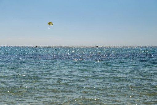 Tunisia, The Mediterranean Sea, Beach