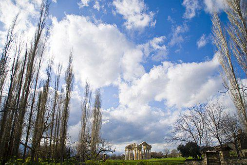 On, Rome, Hellenic, Sky, Date, Work, Nature, Trees