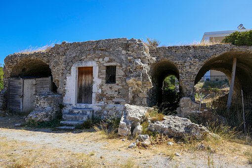 Island, Kos, Greece, Ancient Agora, Historical Sights