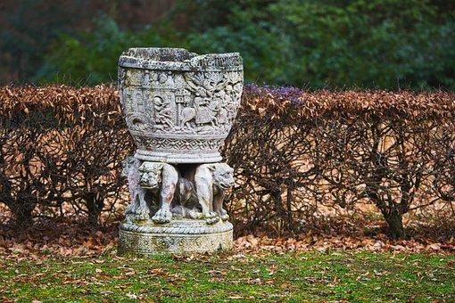 Art, Stone, Sculpture, Vessel, Artwork