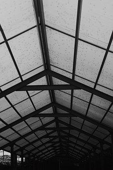 Architecture, Black, Dark
