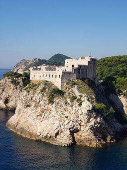 Dubrovnik, Croatia, Europe, Architecture, Tourism, City