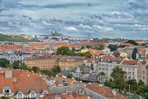 Prague, Czech Republic, Historic Center