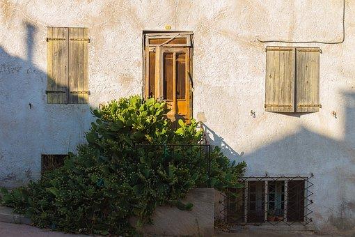 France, Door, Input, Architecture
