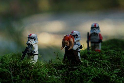 Starwars, Kriegder Star, Jedi