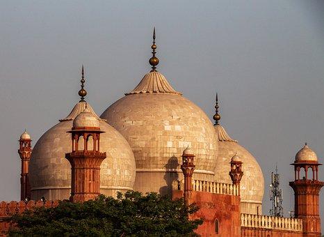 Badshahi Mosque, Shahi Mosque, Lahore, Pakistan