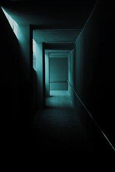 Corridor, Tunnel, Light, Architecture, The Gate