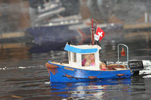 Model, Rc, Hobby, Toys, Sailboat