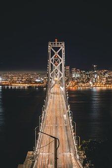 San Francisco, Oakland, Bay Bridge